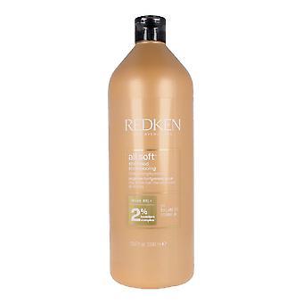 Moisturizing Shampoo All Soft Redken (1000 ml)