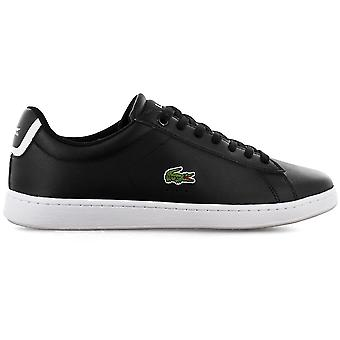 Lacoste Carnaby Evo Bl 1 Spm - Men's Shoes Black 7-33SPM1002024 Sneakers Sports Shoes