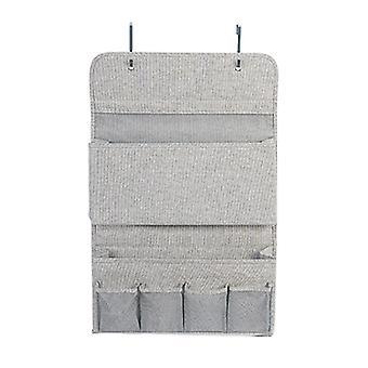Organisateur suspendu de stockage de mur de sac avec la pochette de stockage d'achats de crochets