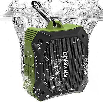 Waterproof Portable Wireless Bluetooth Shower Speaker