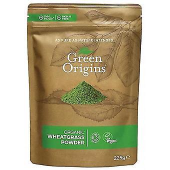 Organic Wheatgrass Powder - 225 grams