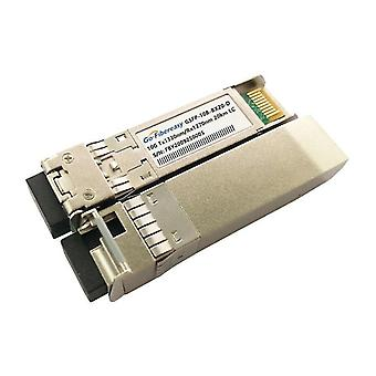 Sfp Module Sm Lc Single Mode Fiber Optic Compatible With Cisco Switch