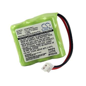 Cameron Sino Bte300Cl Battery Replacement For Binatone Cordless Phone