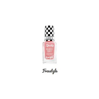 Barry M # Barry M Speedy Quick Dry Nail Paint - Freestyle #DISCON