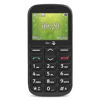 """الهاتف المحمول لكبار السن دورو 1361 2.4 """"أسود"""