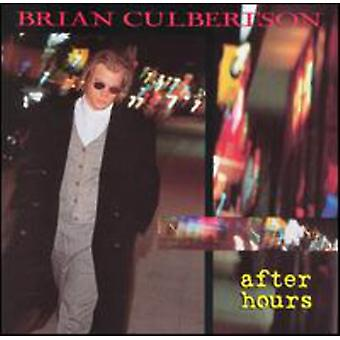 Brian Culbertson - After Hours [CD] USA import
