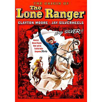 Oorsprong van de Lone Ranger [DVD] VS importeren