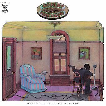 Robert Johnson - Robert Johnson: Vol. 2-König des Delta-Blues-Sänger [Vinyl] USA import