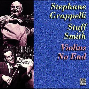 Grappelli/Smith - Violin nr slutet [CD] USA import