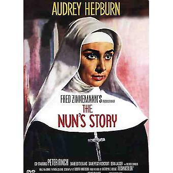 Importação de freira EUA história [DVD]