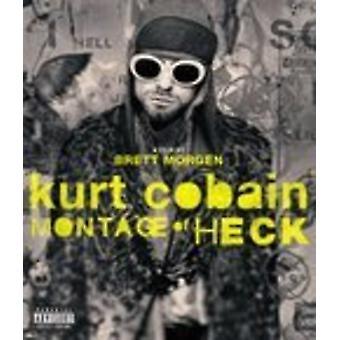 Kurt Cobain - Montage of Heck [DVD] USA import
