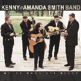 Kenny Smith & Amanda Band - House Down the Block [CD] USA import