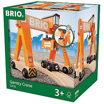 BRIO Harbour Gantry Crane