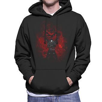 Reaper Art Overwatchin Miesten huppari