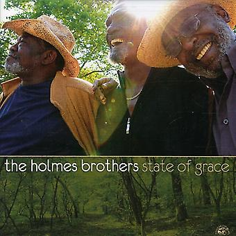 Holmes Brothers - staten av nåde [DVD] USA import