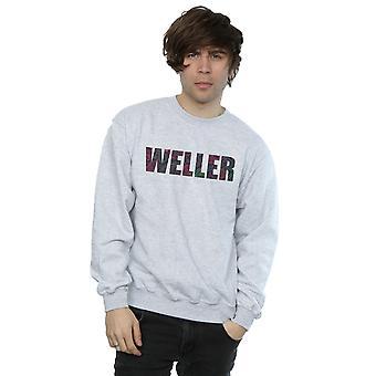 Paul Weller Men's Paisley Logo 2 Sweatshirt