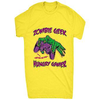 Zombie gamer Geek Naisten
