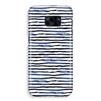 Samsung S7 Full Print Case - Surprising lines