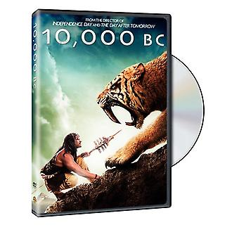 10000 A.C. [DVD] EUA importar