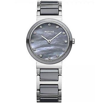 Bering watches ladies watch ceramic collection 10725-789