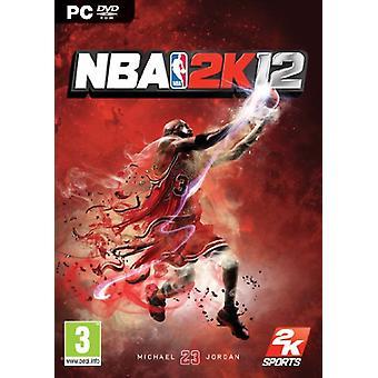 NBA 2K12 (PC DVD)-nytt