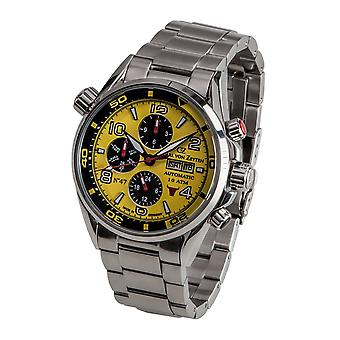 Carl of Zeyten men's watch wristwatch automatic no.. 47 CVZ0047YLMB