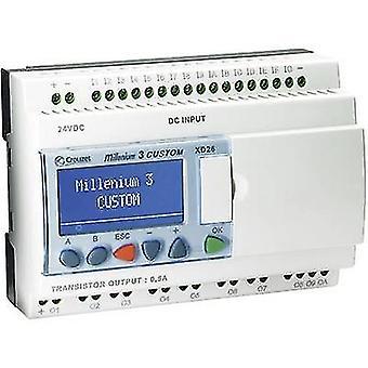Crouzet 88974161 Millenium 3 Smart XD26 R PLC controller 24 V DC