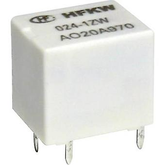 Hongfa HFKW/012-1Z W Automotive relay 12 Vdc 10 a 1 changen-over