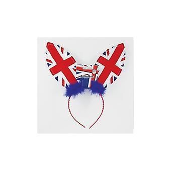 Union Jack dragen Union Jack Bunny oren