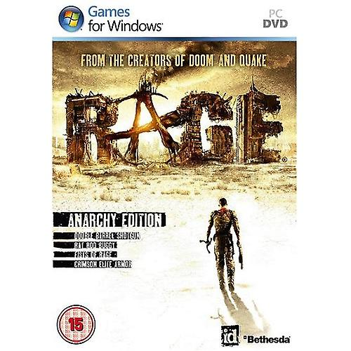 Rage Anarchy Edition PC Game
