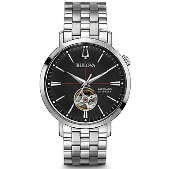 Bulova mens watch of classic automatic 96A199