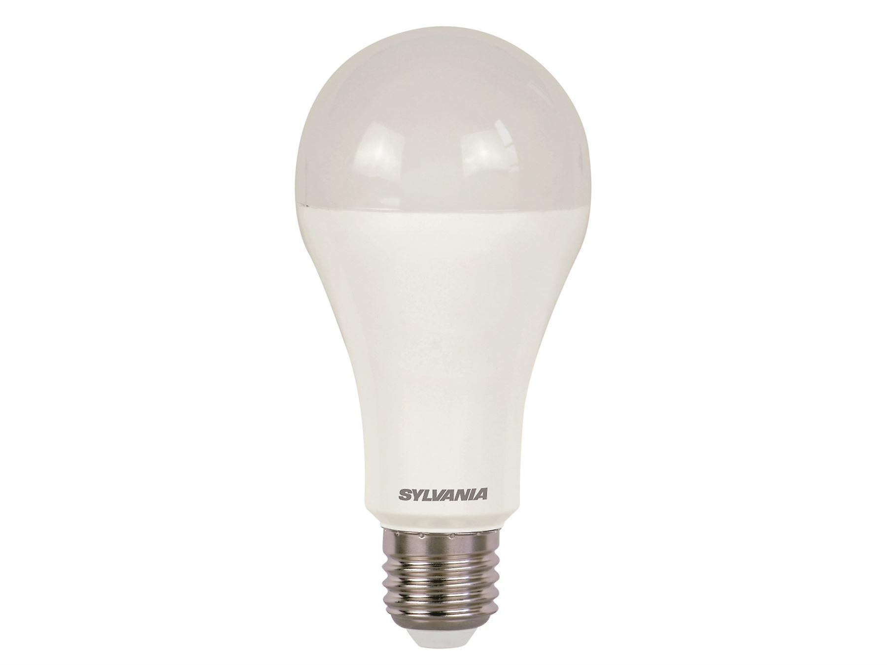 1 x Sylvania ToLEDo A66 Dimmable E27 V4 15W Homelight LED 1521lm [Energy Class A+]