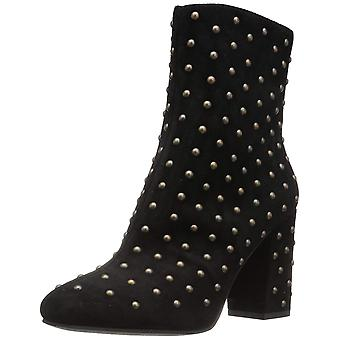 Sorte das mulheres da marca wesson2 amêndoa Toe Ankle Boots moda