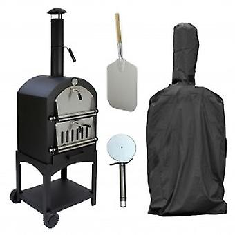 KuKoo Outdoor Pizza Oven & Cover