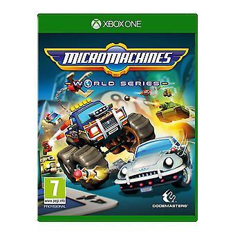 Micro Machines World Series Xbox One Game