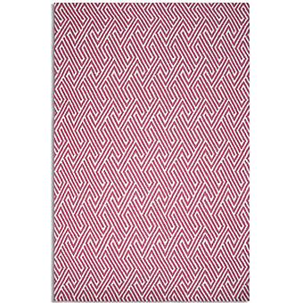 Maisey MAI 01 Pink Rectangle Rugs Funky Rugs