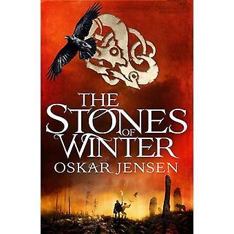De stenen van de Winter door Oskar Jensen - 9781848125667 boek