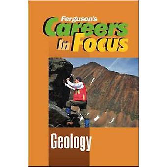 Careers in Focus - Geology by Ferguson Publishing - 9780816080427 Book