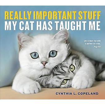 Les choses vraiment importantes mon chat m'a appris par Cynthia L. Copeland-