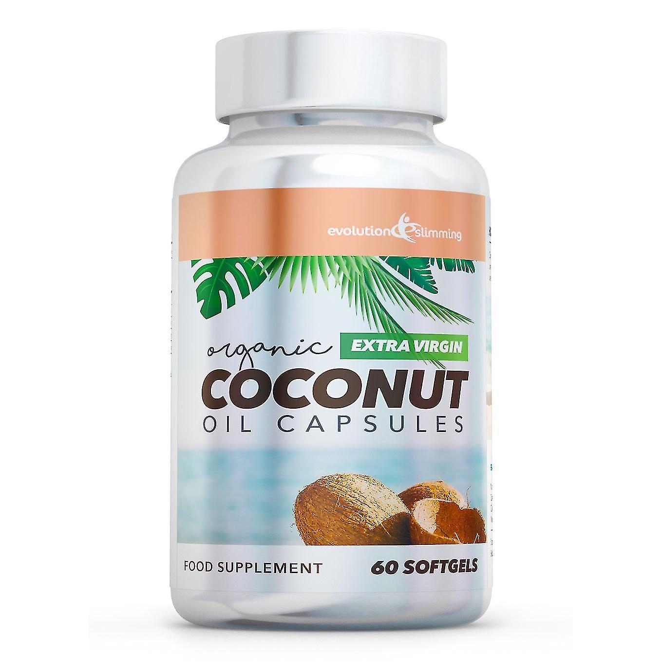 Bio natives Kokosöl extra zur Gewichtsreduktion