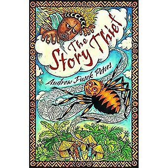 Tarina varas (valkoinen sudet: tarinoita eri kulttuureista)