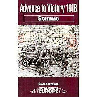Anticipo alla vittoria 1918: Somme (Battleground Europa)
