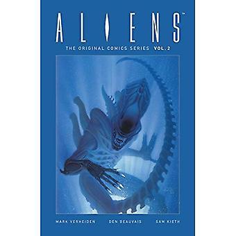 Aliens: l'originale série de bandes dessinées Volume 2