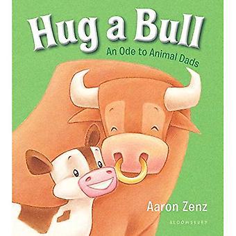Embrasser un taureau: une Ode aux papas animaux