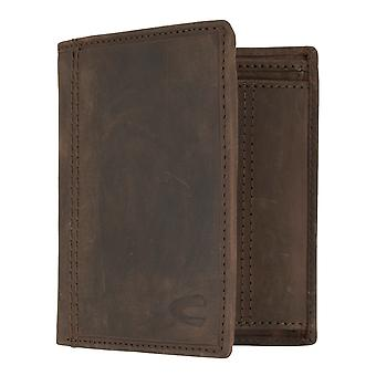 Camel active mens wallet wallet purse with RFID-chip protection Brown 7328