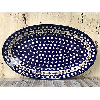 Plate, 35.5 x 21 cm, tradition 6 - BSN 6459