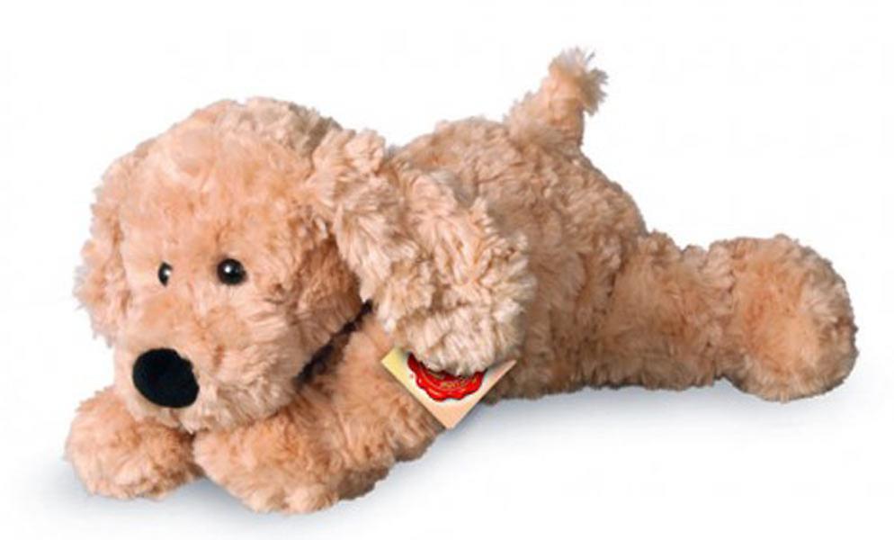 Hermann Teddy hond 28  cm