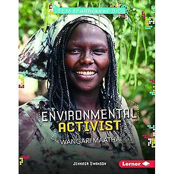 Ympäristön aktivisti Wangari Maathai (varsi Trailblazer Bios)