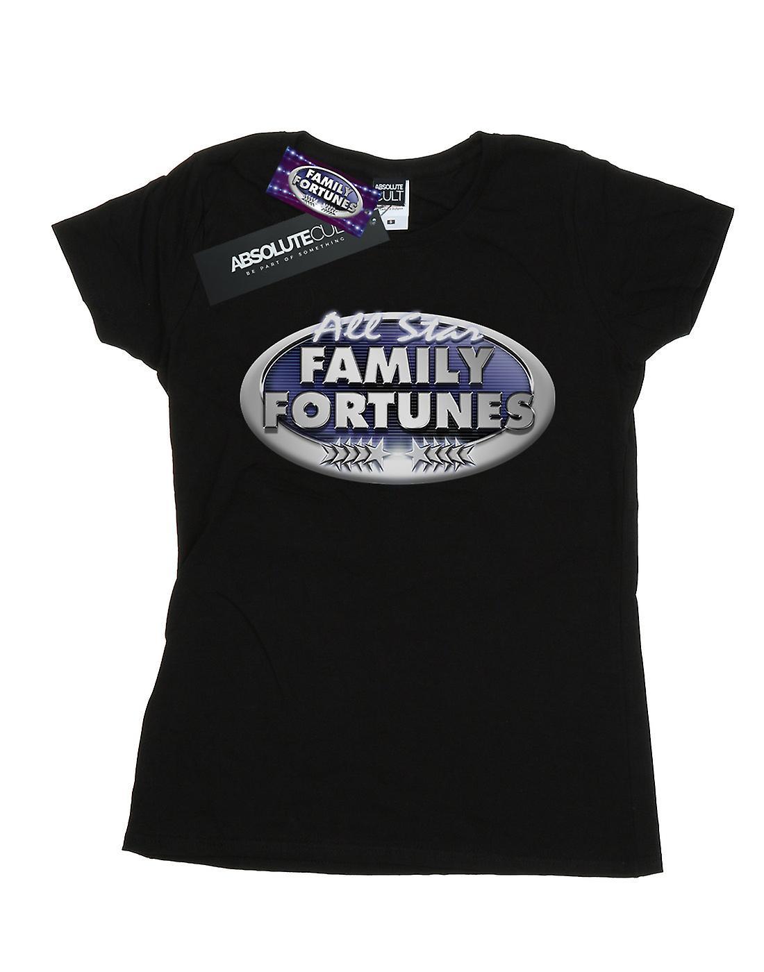 Family Fortunes Women's All Star Logo T-Shirt