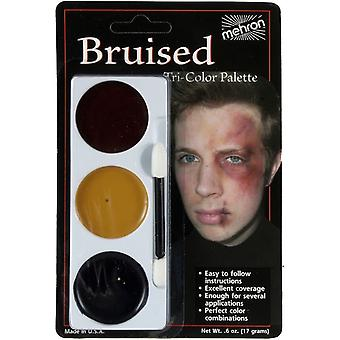 Tri Color Palette Bruise